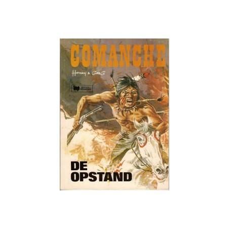 Comanche 06 De opstand 1e druk 1976 Helmond