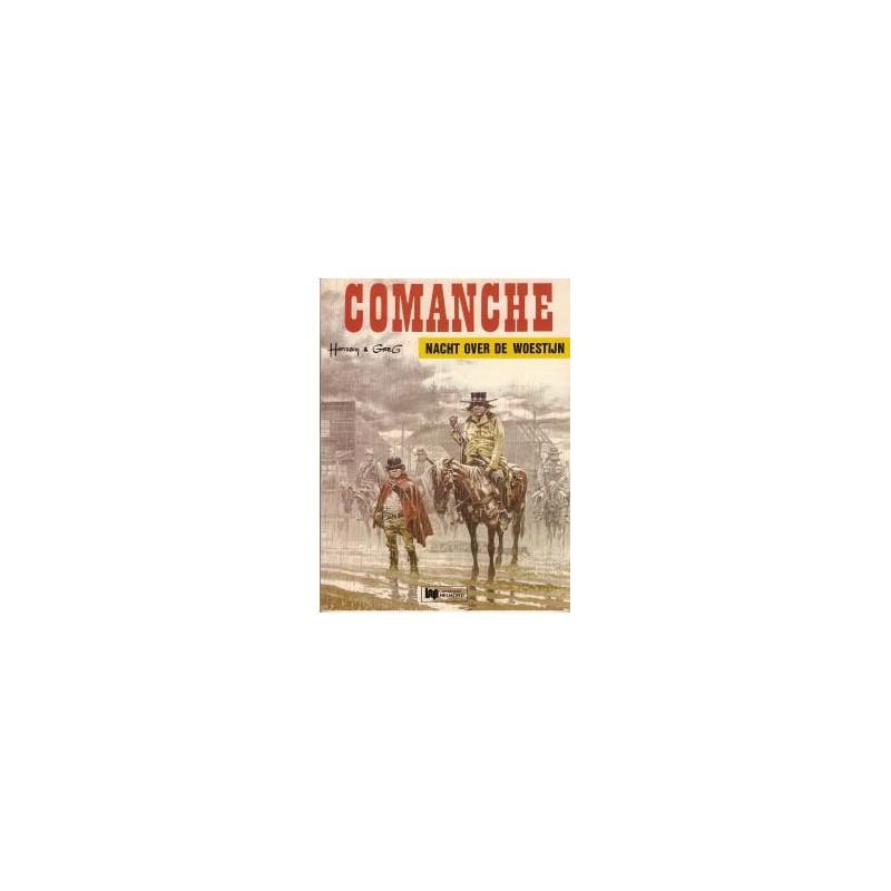 Comanche 05 - Nacht over de woestijn herdruk 1978