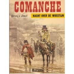 Comanche 05 - Nacht over de woestijn 1e druk 1976