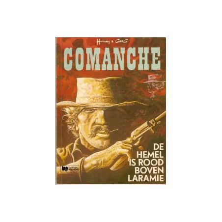 Comanche 04% De hemel is rood boven Laramie herdruk Helmond