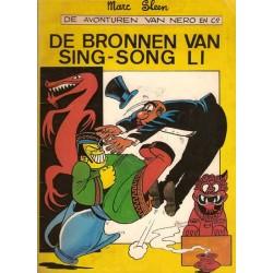 Nero ongekleurd tweede serie 40 De bronnen van Sing-Song Li herdruk