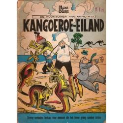 Nero ongekleurd Nederlandse serie 12% Kangoeroe-eiland 1e druk* 1962