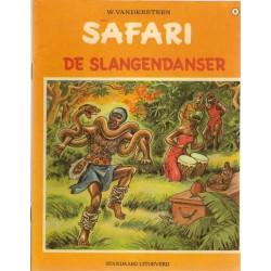 Safari 09 De slangendanser 1e druk 1971