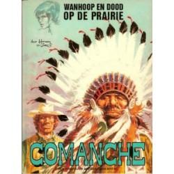 Comanche 02 - Wanhoop op de prairie 1e druk 1973