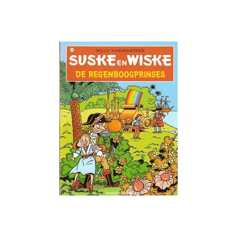 Suske & Wiske  184 De regenboogprinses