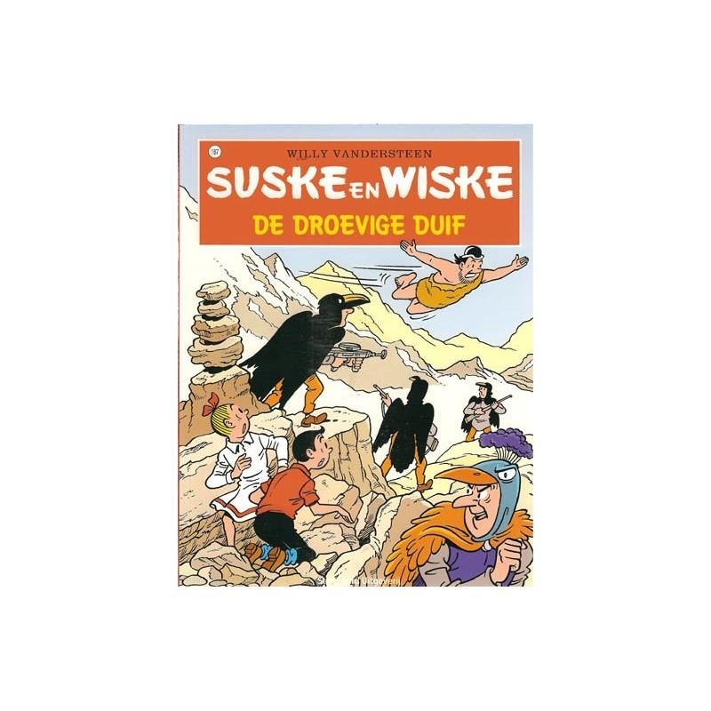 Suske & Wiske  187 De droevige duif