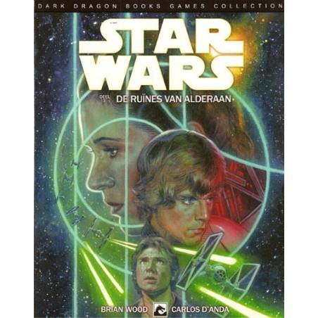 Star Wars  NL set De ruines van Alderaan deel 1 t/m 3