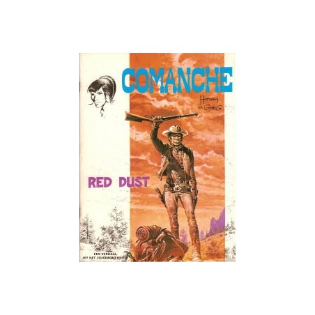 Comanche 01 Red Dust Helmond Promo 1975