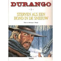 Durango  01 Sterven als een hond in de sneeuw (herdruk)