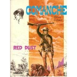 Comanche 01 - Red Dust herdruk 1980