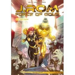 Suske & Wiske  J.Rom Force of gold 02 Helder (Jerom)