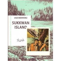 Bienvenu strips Sukkwan Island (naar David Vann)