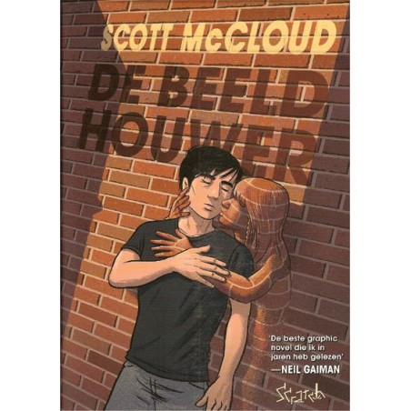 McCloud strips De beeldhouwer SC
