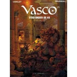 Vasco  25 Stad onder de as