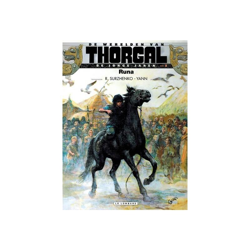 Thorgal  Werelden Jonge jaren HC 03 Runa