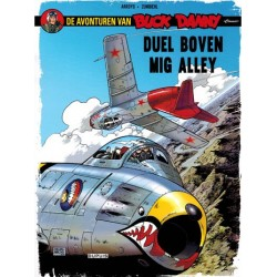 Buck Danny   Classic 02 Duel boven Mig Alley