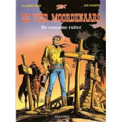 Tex Willer set De vier moordenaars deel 1 t/m 4 1e drukken 2002-2004