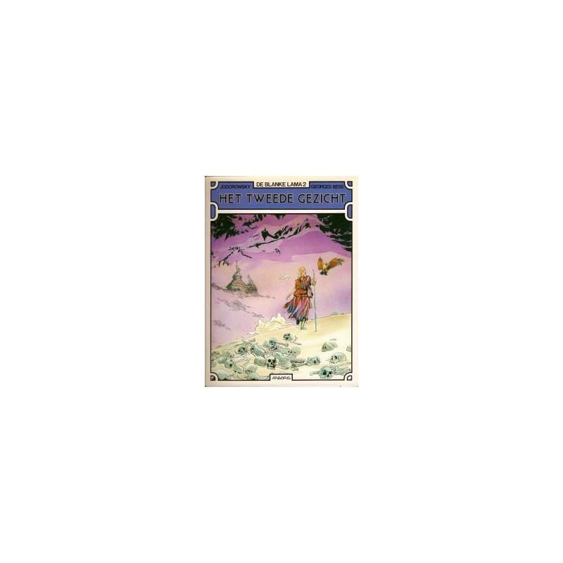 Blanke Lama 02 Het tweede gezicht 1e druk 1989