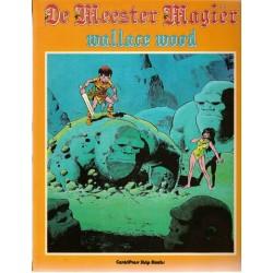 Wallace Wood strips De meester magier 01 1e druk 1979