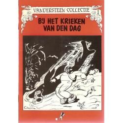 Vandersteen collectie 01 Bij het krieken van de dag 1e druk 1988