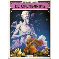 Blanke Lama 01 De openbaring 1e druk 1989