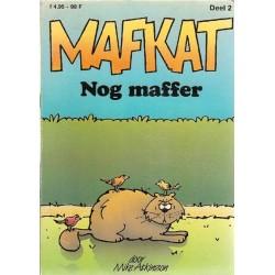 Mafkat pocket 02 Nog maffer 1e druk 1985