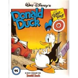 Donald Duck beste verhalen 095 Als schietschijf herdruk
