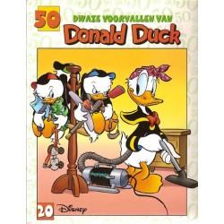 Donald Duck 50-reeks 20 Dwaze voorvallen van Donald Duck