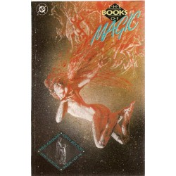 Books of magic 01 1e druk 1990 Engelstalig
