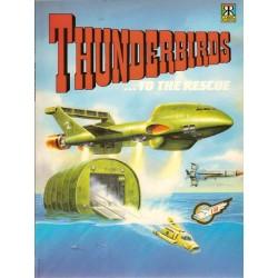 Thunderbirds set deel 1 t/m 6 1e drukken 1992 Engelstalig
