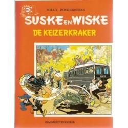 Suske & Wiske parodie De keizerkraker 1e druk 1982