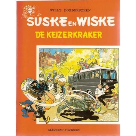 Suske & Wiske parodie De keizerkraker fullcolor cover 1e druk 1982