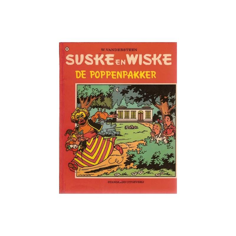 Suske & Wiske 147 De poppenpakker herdruk