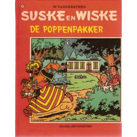 Suske & Wiske 147 De poppenpakker herdruk 1974