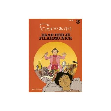 Nick 03 Daar heb je Filarmo, Nick 1e druk 1983
