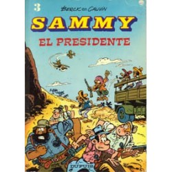 Sammy 03 El Presidente herdruk