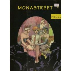 Monastreet set HC deel 1 & 2 1e drukken 2003-2004