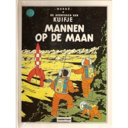 Kuifje SP Mannen op de maan pop-up boek 1992 (gesealed)