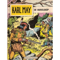 Karl May 10% De duivelskop herdruk