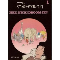 Nick setje deel 1 t/m 3<br>1e drukken 1981-1983
