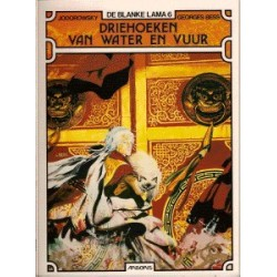 Blanke Lama set deel 1 t/m 6<br>1e drukken 1989-1994