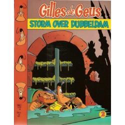 Gilles de Geus 02 Storm over Dubbeldam 1e druk 1986