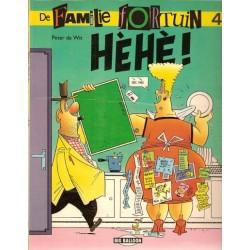Familie Fortuin 04 Hehe! 1e druk 1992