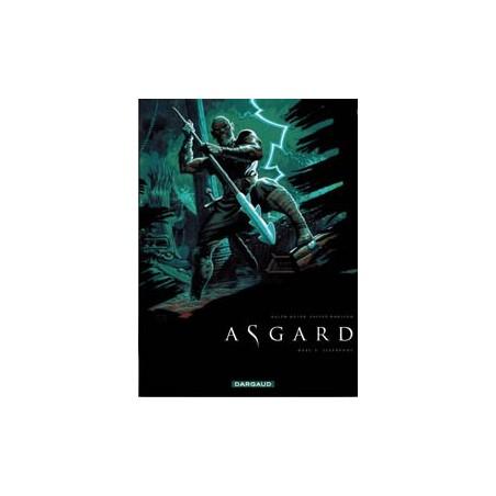 Asgard set deel 1 & 2 1e drukken 2012-2013