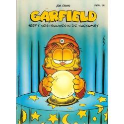 Garfield 031 Heeft vertrouwen in de toekomst 1e druk 1992