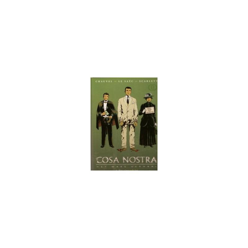 Cosa Nostra 05 Het winnende lot HC