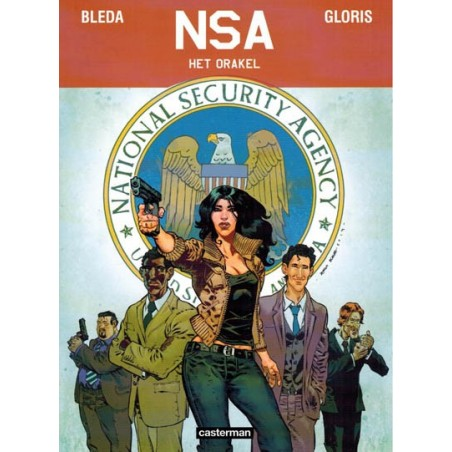NSA National Security Agency 01 Het orakel
