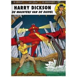 Harry Dickson  10 De wachters van de duivel (naar Jean Ray)