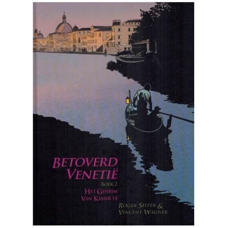 Betoverd Venetie HC02 Het geheim van kamer 14