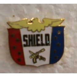 Shield speldje